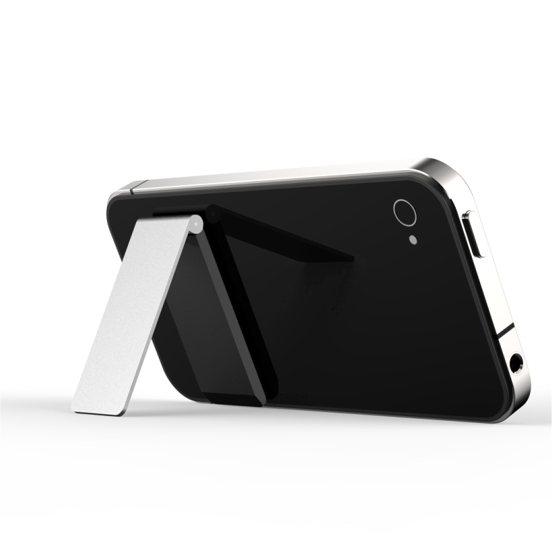 Nano Mirco Suction Cup Phone Holder Rectangle Mobile Device Holder Sucker for iPhone 4 4S 5 5S 6(China (Mainland))