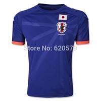 Japan jersey japan 2014 world cup home soccer jerseys football jerseys top thailand quality soccer uniform