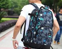 HOT-selling Backpack School Bagbackpack wind tide male and female students bag  computer bag