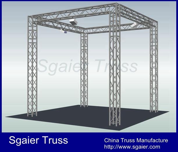 Aluminum Truss Stage Truss Roof Truss 290 290