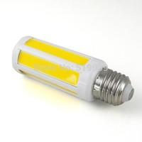 High Bright E27 9W E27 E14 B22 LED Corn Light 7-LEDs COB lamp Warm White/Cool White  AC 110V 220V 230V LED Lighting