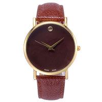 Quartz watches womens dress watch fashion leather strap ladies new designer wristwatch brand rose gold relogio 2014 dropship