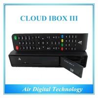 LATEST PRODUCT CLOUD IBOX 3 DVB-T2/C XBMC Enigma2 Linux OS box