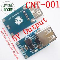 1pcs CNT-001 DC 1.5V to 5V USB Output charger DC Power Module Mini DC-DC Boost Converter