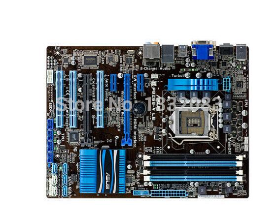 Asus Lga 1155 Intel Z68 Motherboard Intel Z68 Lga