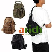 Outdoor Rucksack Tactical Molle Messenger Assault Sling Shoulder Bag Backpack