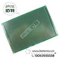 1pcs 8x12 cm PROTOTYPE PCB 2 layer 8x12 panel Universal Board