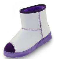women autumn winter snow boots ankle plush ladies shoes boots cheap shoes wholesale hot fashion Multicolor