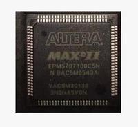 Free shipping ic chip  EPM570T100C5N  TQFP-100