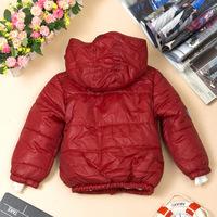 free shipping kid jacket keep warm p jacket good quality  size