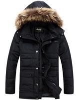 2012 free shipping men's down jacket,fur collar,men winter coat,brand down jackets 230