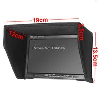 "Sunshade Sun Hood For 7"" inch LCD Monitor Camera LCD Monitor FPV Ground Station DJI Phantom Video"
