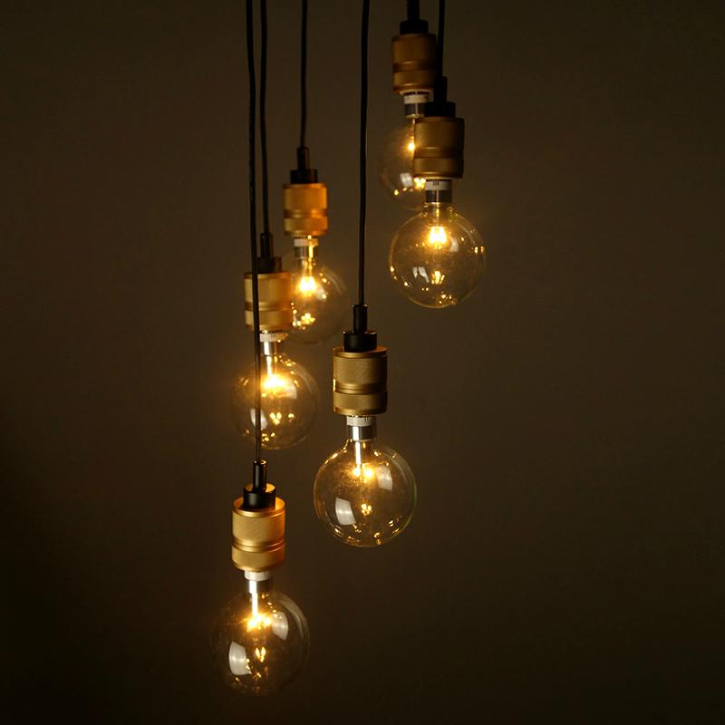 american lighting kc retro loft tungsten bulb edison arts dumb bronze. Black Bedroom Furniture Sets. Home Design Ideas