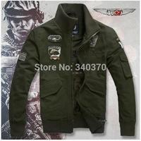 2014 Newest autumn & winter Men Outerwear,Cotton Coats Jacket,Size M-4 XL,3 colors,Fashion Man costume,High Quality,On Sales