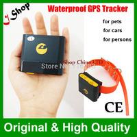 Waterproof GPS TRACKER with CE certificatoin
