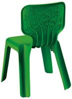 1piece plastic kids chair