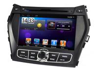 Pure Android 4.2.2 PC For Hyundai santa fe 2013 IX45 Headunit GPS Navigation Multimedia vedio player WIFI 3G Bluetooth free map
