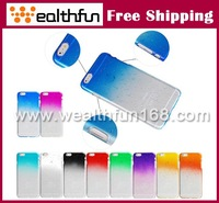 free DHL shipping cost cellular protective case with two color waterdrop design for apple iphone 6 case various colors
