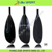2014 Carbon Fiber with 10 cm Adjustment Fishing kayak paddle
