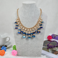 GSJK0029 Fashion Cloths Accessories/necklaces,Gothic Zinc Alloy, Austrian crystal, Nickeless jewelry,wholesale Christmas gifts.