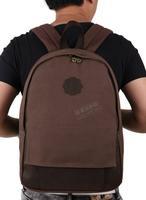 FREE SHIPPINGJMD shoulder bag man bag British Institute of Korean style retro casual canvas backpack men's backpacks