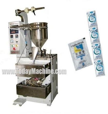 self-suck filling packaging machinery(sealing bag machine,sachet powder filling and sealing machine)(China (Mainland))