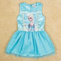 frozen dress for girl vestidos infantis meninas vestir roupa infantil for kids atacado