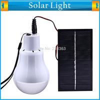 12PCS LEDs Outdoor/Indoor Solar Power Lighting Light Lamp Bulb Solar Panel 1.5W Low-power 5-6 Hours Lighting  Camp/travel/Garden
