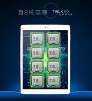 "NEW Cube Talk 9X U65GT MT8392 Octa Core 2.0GHz Android 4.4 2GB 32GB WCDMA 3G Phone Call Tablet PC 9.7 ""IPS Camera Bluetooth GPS"