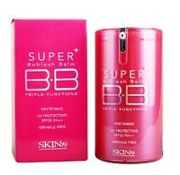 New 5pcs Hot pink Plus Whitening BB Cream sunscreen SPF25 PA++korean faced foundation makeup skin 79