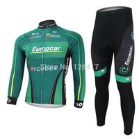 Pro Team men Cycling Long Jersey / Cycling Clothing / Long (Bib) Pants Cycling Monton