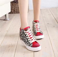 Super women /city women/students flat heel shoes,Leopard women shoes,Casual and fashion women single shoes,very good shoes