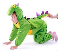 Cosplay Party supplies fantasia dinosaur carton anime halloween costume for kids 3-14Y fantasias femininas stage costumes dress
