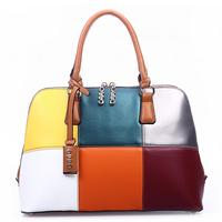 Women handbag pu leather popular ladies bags OPPO stylish bag Lady messenger bags Totes bolsas femininas couro PL370#85
