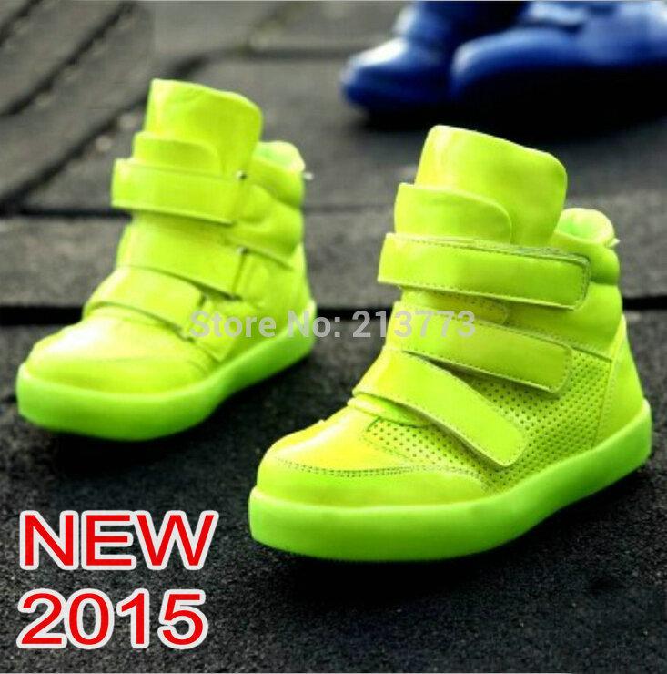 2015 NEW High Children sneakers kids sport shoes boys and girls child sports shoes fashion sneakers kids children(China (Mainland))
