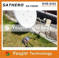 1080 Full HD 3.5 inch LCD Sat Finder SH-700HD SATHERO Satellite Signal Meter