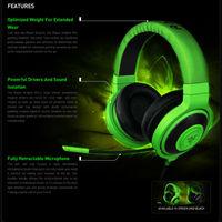 Original Razer Kraken Pro Gaming Headset 2014 New Design headphone for Free shipping