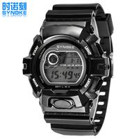 CHBWAH046 Candy color outdoor swim degree Digital LED Backlight Date Sportwatch waterproof Rubber Unisex /baby Sport Wrist Watch