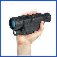 2014 New NV1000 5x40 Handheld Digital Night Vision Monocular - Takes Photos + Video