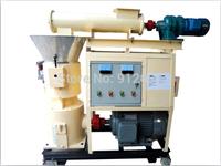 FLAT Die Pellet Mill , 500-600kg/h Feed pellet machine