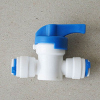 Water purifiers switch ball valve 2 points control valve water purifiers ball valve 2 ball valve