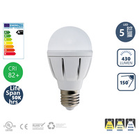 NEW 4pcs Free shipping High quality E27 B22 5W led lamp led bulb bulbs outdoor indoor 9w 12w 85-265V - the sell Russia