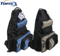 Backpack & Saddle Bag Multi-Purposed Waterproof Fishing Bags  Fishing Tackle Bag 44cm*28cm*15cm