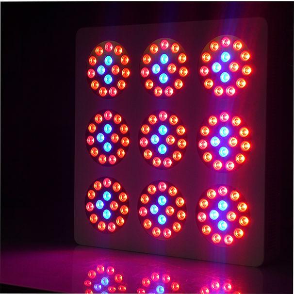 frete grátis alta potência apollo- levou painel 2014, espectro levou crescer luzes para hidroponia lâmpada de 400w e iluminação de efeito estufa(China (Mainland))