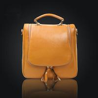 2014 Trendy Women Handbag Fashion Women Leather Handbag New Genuine Leather Totes Hot SHoulder Bags Joker Women Messenger Bags