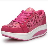Genuine Leather women flower shoes,100% high quality casual shoes for hot women,fashion shoes for hot women