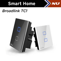 2014 Broadlink tc1 smart switch smart home automation remote control switch wireless walls single biswitch with Touch Button