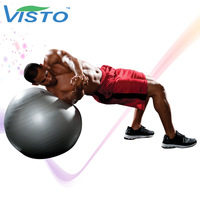 grey black blue red pink Massage Exercise Ball anti-burst gym yoga ball fitness equipment home balance ball