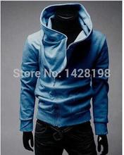 Free Shipping moleton 2014 men's cotton hoodies tracksuit moletom Sweatshirts casual men hoody sportswear relogio Jackets Coats(China (Mainland))