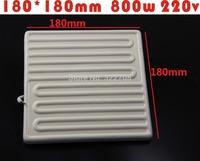 Factory shipping heating plate far infrared ceramic heating brick BGA rework station dedicated 180*180MM 800W IR-9000 6000 6500